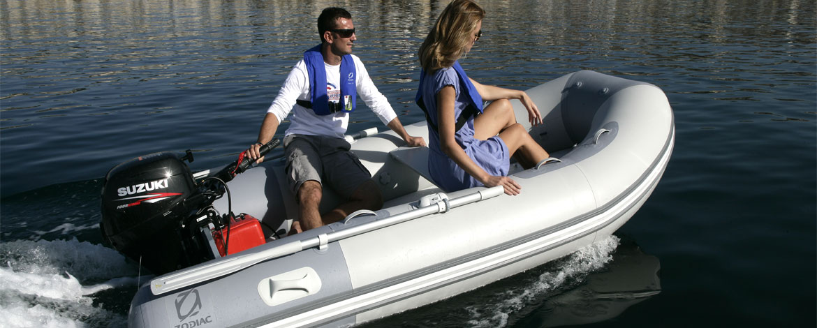 Cadet Fastroller Zodiac Nautic Inflatable And Rigid