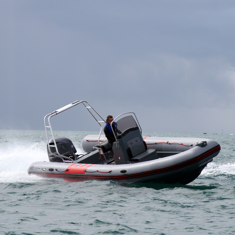 Pro 750 Zodiac Nautic Inflatable And Rigid Inflatable