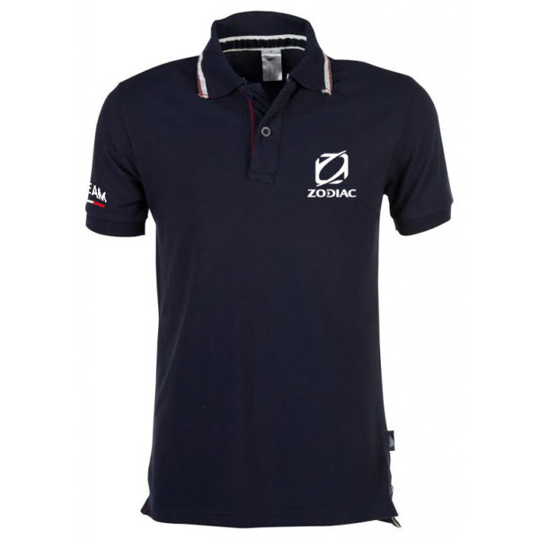 Dark Blue Polo - Zodiac Team