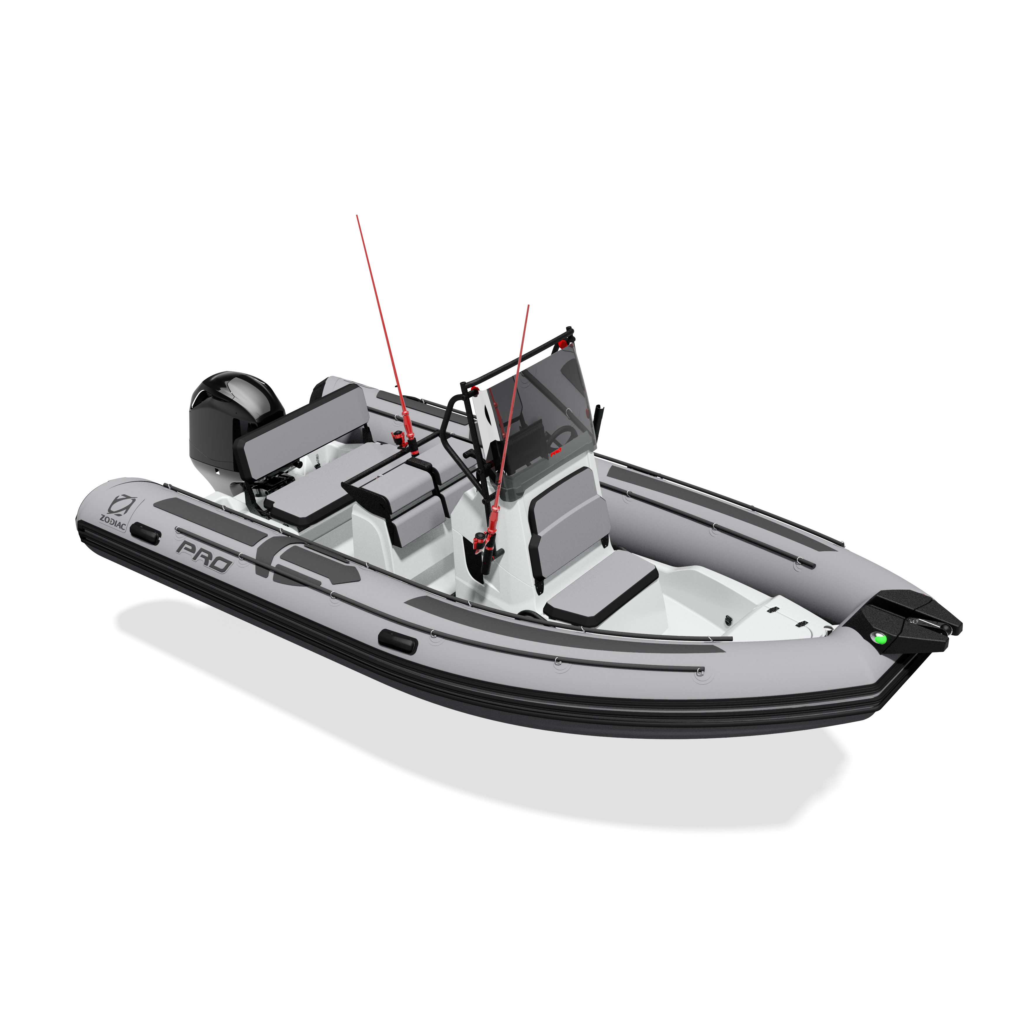 Pro 5.5 - Zodiac Nautic - Inflatable and Rigid Inflatable Boats