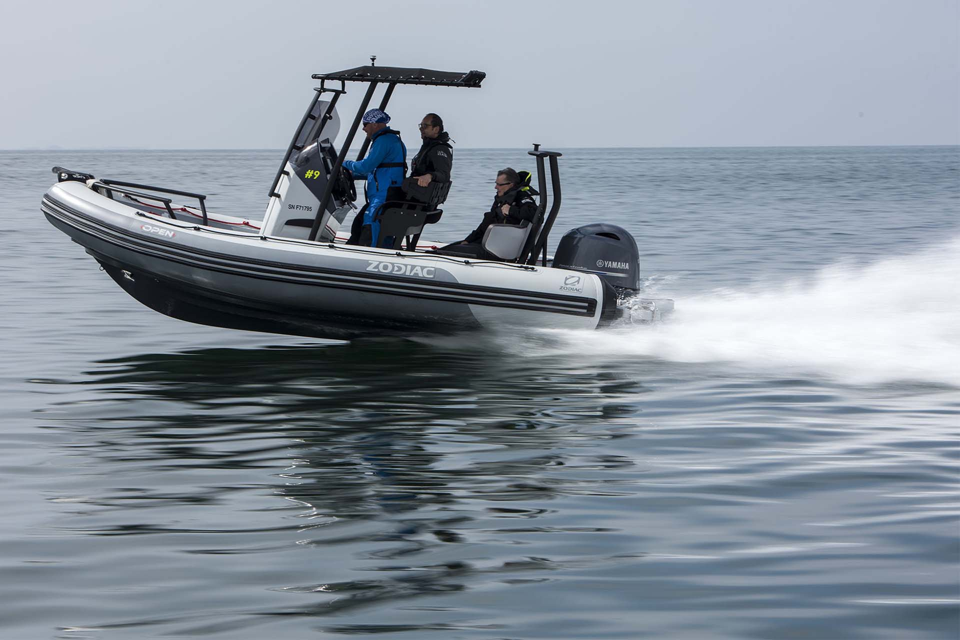 Open 5 5 - Zodiac Nautic - Inflatable and Rigid Inflatable Boats
