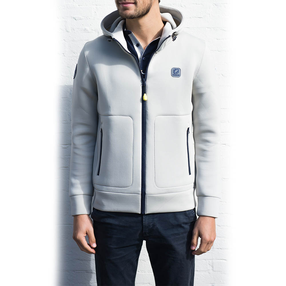 HOODIE BRESSON GRIS – H